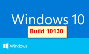 Microsoft Windows 10 (Pro / Enterprise / Home) Insider Preview 10.0.10130 (x64/x86) Русский