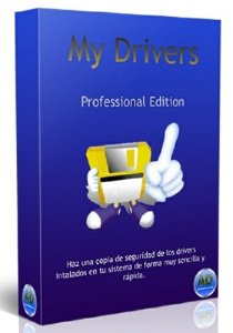 My Drivers Professional 5.1 Build 3808 RePack by Trovel [Multi/Rus]