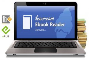 Icecream Ebook Reader 1.62 [Multi/Ru]