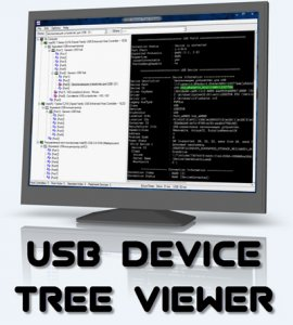 USB Device Tree Viewer 2.5.1.0 Portable [Eng]