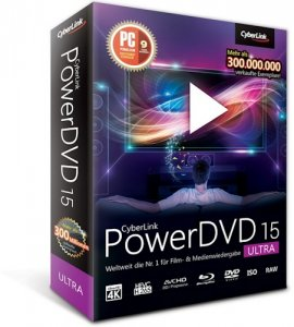 CyberLink PowerDVD Ultra 15.0.1727.58 RePack by qazwsxe [Rus/Eng]