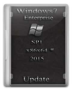 Windows 7 Enterprise by UralSOFT v.37.15 (x64/x86) (2015) [RUS]