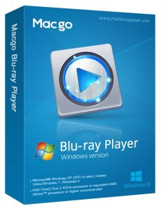 Macgo Windows Blu-ray Player 2.15.1.1979 [Multi/Rus]
