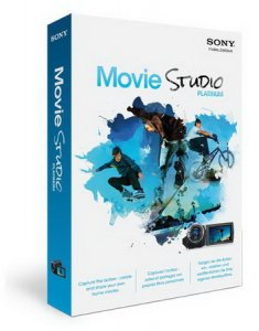 SONY Vegas Movie Studio Platinum 13.0 Build 942|943 (x86|x64) [Multi/Rus]