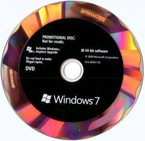 Microsoft Windows 7 SP1 7601.23072.150525-0604 x86-x64 RU 9x1 by Lopatkin (2015) Rus