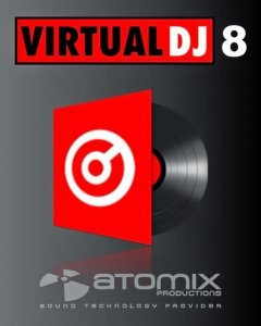 Atomix Virtual DJ 8.0.0 build 2305.994 Home Edition [Multi/Rus]