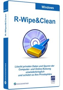 R-Wipe&Clean 10.8 Build 1979 Corporate RePack by KpoJIuK [Rus/Eng]