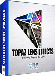Topaz Lens Effects 1.2.0 RePack by Stalevar [Rus]