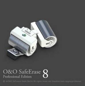 O&O SafeErase Professional 8.0 Build 140 RePack by D!akov [Rus/Eng]
