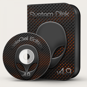 System Disk NeleGal Edition 4.9 Beta 3 (2015) [Rus]
