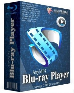 AnyMP4 Blu-ray Player 6.1.50 [Ru/En]