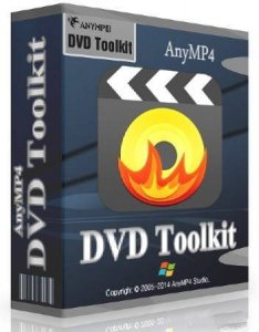 AnyMP4 DVD Toolkit 6.0.50 [Ru/En]
