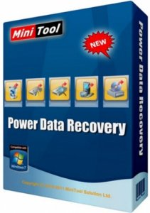 MiniTool Power Data Recovery 7.0 RePack by WYLEK [Rus]
