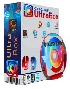 OpenCloner UltraBox 1.50 Build 210 RePack by WYLEK [Rus]