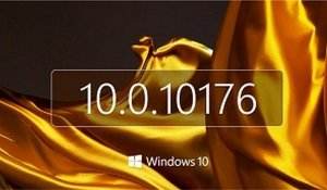 Windows 10 Enterprise RTM Escrow 10.0.10176.16384.th1.150705-1526 by Lopatkin FULL (x64) (2015) [Rus]