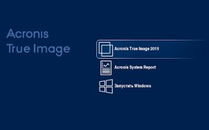 Acronis True Image 2015 18.0 Build 6613 BootCD [Rus/Eng]