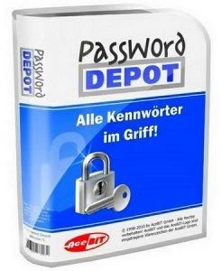 Password Depot Professional 8.2.0 RePack by D!akov [Multi/Rus]