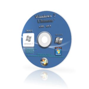 Windows 7 Ultimate SP1 UralSOFT v.48.15 (x86-x64) (2015) [Rus]