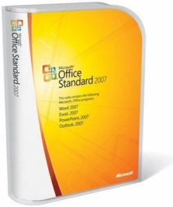 Microsoft Office 2007 Standard SP3 12.0.6721.5000 RePack by KpoJIuK (20.07.2015) [Ru]