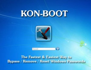 Kon-Boot for Windows 2.5.0 [Eng]