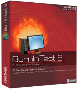 PassMark BurnInTest Pro 8.1 Build 1008 [Eng]