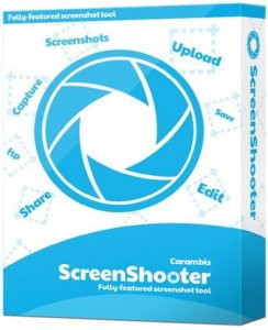 Carambis ScreenShooter 1.0.0.1346 + Portable [Rus/Eng]