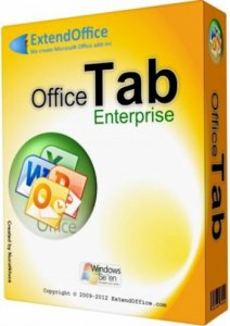 Office Tab Enterprise 10.50 RePack by KpoJIuK [Multi/Ru]