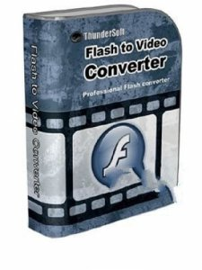 ThunderSoft Flash to Video Converter 2.3.6.0 RePack by 78Sergey [Rus]
