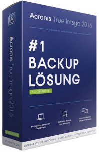Acronis True Image 2016 19.0 Build 5518 RePack by KpoJIuK [Multi/Ru]