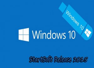 Windows 10 DVD-USB by StartSoft 58-59 (x86-x64) (2015) [Rus]