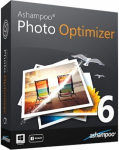 Ashampoo Photo Optimizer 6.0.13.120 RePack (& Portable) by KpoJIuK [Rus/Eng]