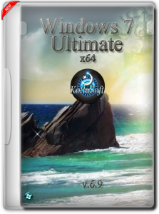 Windows 7 Ultimate KottoSOFT v.6.9 (x64) [Rus] (2015)