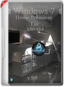 Windows 7 Home Premium mini by KottoSOFT v.9.9 (x86-x64) [Rus] (2015)