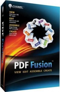 Corel PDF Fusion 1.14 build 15.09.2014 [En]