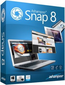 Ashampoo Snap 8.0.6 Final RePack (& Portable) by D!akov [Ru/En]