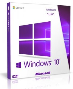 Windows 10 10in1 10240.16384.th1.150709-1700 by Fire Horse (x86/x64) [Ru] (2015)