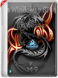 Windows 7 9 in 1 KottoSOFT v.14.9 (x86-x64) [Rus] (2015)