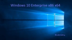 Windows 10 Enterprise BLaboratory 14092015 (x86 x64) [Rus] (2015)