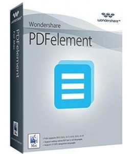 Wondershare PDFelement 5.7.0.3 [Multi]