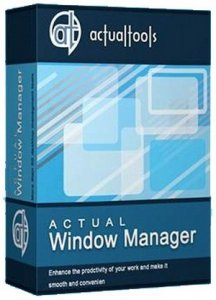 Actual Window Manager 8.5.3 [Multi/Ru]