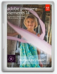 Adobe Premiere Elements 14.0 RePack by Diakov [Multi/Ru]