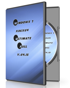 Windows 7 Ultimate Full v.64.15 by UralSOFT (x86x64) [Rus] (2015)