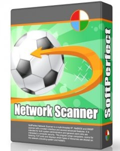 SoftPerfect Network Scanner 6.0.8 Portable [En]