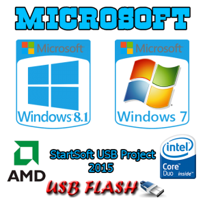 Windows 8.1 Pro VL x86 x64 Plus Office 2016 Mondo StartSoft 70-71 2015 [Ru] (x86 x64) (2015)