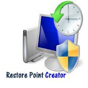 Restore Point Creator 3.3 Build 5 + Portable [En]