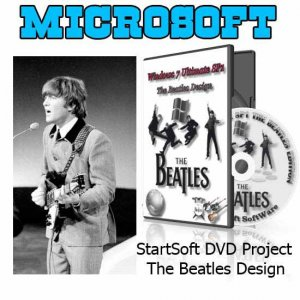 The Beatles WPI DVD StartSoft 76-2015 Lite [Ru]