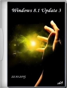 Windows 8.1 with Update 3 (Update Soul editions) (x64) [Ru] (22.10.2015)