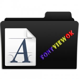 FontViewOK 4.14 + Portable [Multi/Ru]