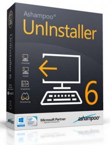 Ashampoo Uninstaller 6.00.10 RePack by D!akov [Ru/En]