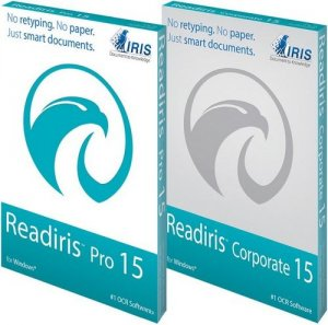 Readiris Corporate 15.1.0 Build 7155 Repack by D!akov [Multi/Ru]